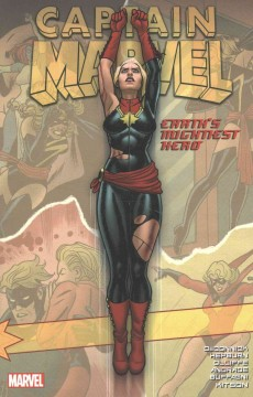 Captain Marvel : Earth's mightiest hero Vol. 2