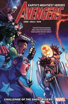 Avengers vol 5 : Challenge of the Ghost Riders