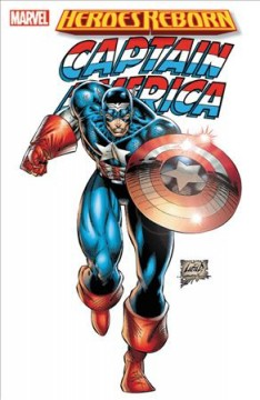 Captain-America-/-Rob-Liefeld,-Jeph-Loeb-;-illustrated-by-Jim-Lee.