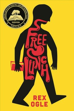 Free Lunch by Rex Ogle book cover