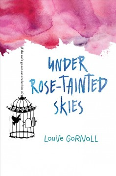 """Cover of """"Under Rose-Tainted Skies"""""""