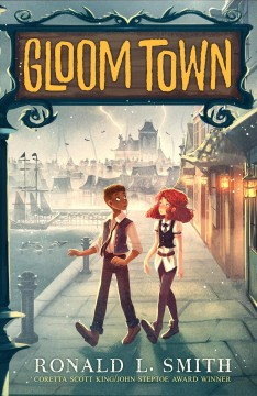 Gloom Town by Ronald L. Smith book cover