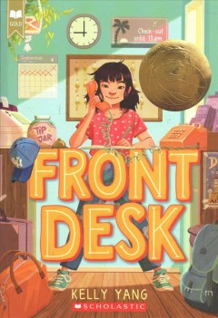 Front desk (Available on Overdrive)