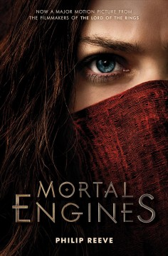 Mortal Engines by Philip Reeve book cover.