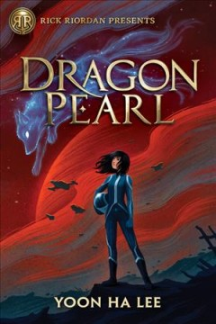 """Cover of """"Dragon Pearl"""""""