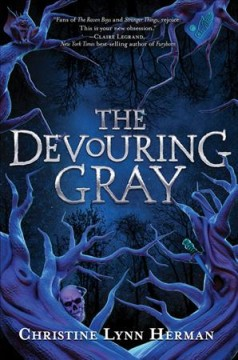 """Cover of """"The Devouring Gray"""""""