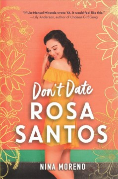 """Cover of """"Don't Date Rosa Santos"""""""