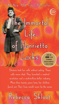 The-immortal-life-of-Henrietta-Lacks-/-Rebecca-Skloot.
