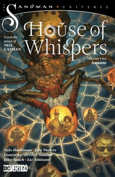 The House of Whispers vol 2: Ananse