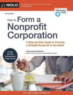 How-to-form-a-nonprofit-corporation-/-attorney-Anthony-Mancuso.