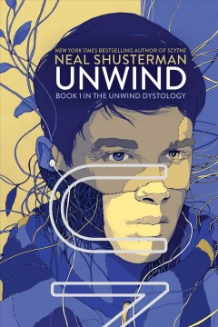 """Cover of """"Unwind"""""""