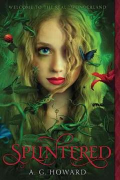 """Cover of """"Splintered"""""""