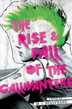 """Cover of """"The Rise and Fall of the Gallivanters"""""""