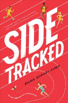 """Cover of """"Sidetracked"""""""