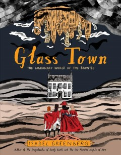 Glass-Town-:-The-Imaginary-World-of-the-Brontes͡