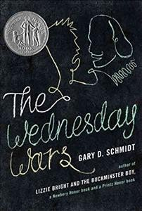 """Cover of """"The Wednesday Wars"""""""