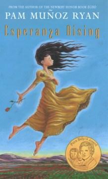 "Cover of ""Esperanza Rising"""