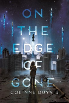 """Cover of """"On the Edge of Gone"""""""