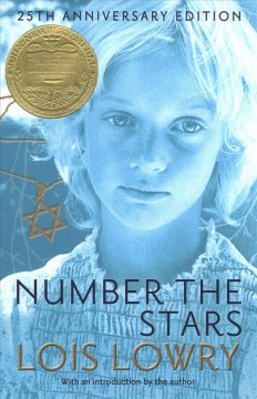 """Cover of """"Number the Stars"""""""