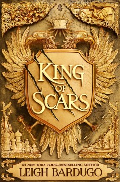 """Cover of """"King of Scars"""""""