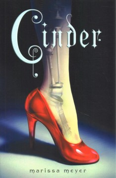 """Cover of """"Cinder"""""""
