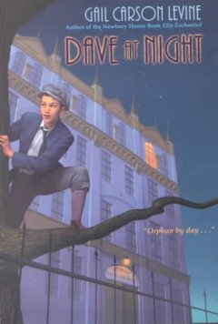 """Cover of """"Dave At Night"""""""