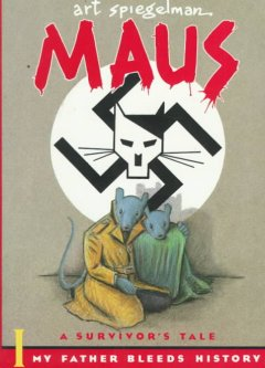 """Cover of """"Maus"""""""