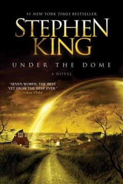 book cover image for Under The Dome