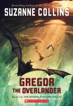 """Cover of """"Gregor the Overlander"""""""
