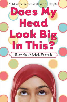 """Cover of """"Does My Head Look Big in This?"""""""