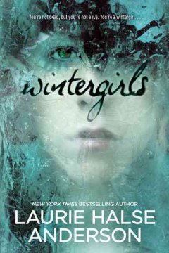 """Cover of """"Wintergirls"""""""