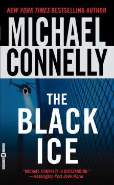 The-black-ice-/-Michael-Connelly.