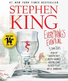 Everything's-eventual-:-5-dark-tales-/-Stephen-King.