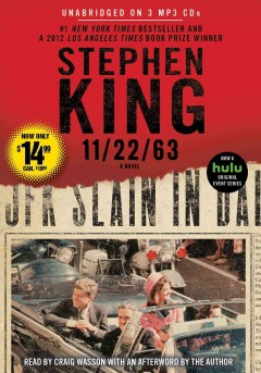 11/22/63-:-a-novel-Stephen-King.