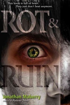 """Cover of """"Rot and Ruin"""""""