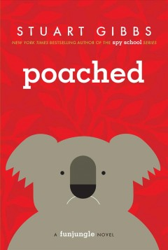 Poached by Stuart Gibbs book cover