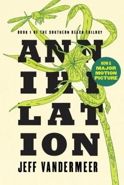 Annihilation-/-Jeff-VanderMeer.