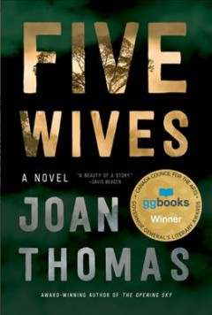 Five-Wives-:-A-Novel.
