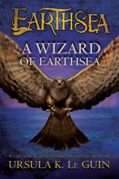 Book cover of Earthsea by Ursula K. Le Guin