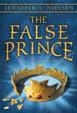 "Cover of ""The False Prince"""
