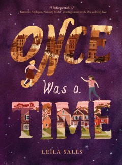 """Cover of """"Once was a Time"""""""