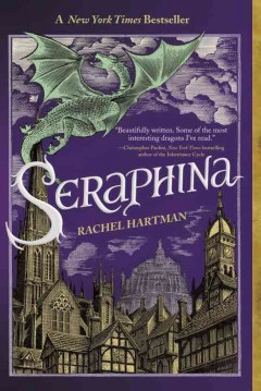 """Cover of """"Seraphina"""""""