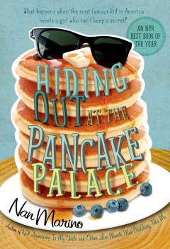 """Cover of """"Hiding Out at the Pancake Palace"""""""