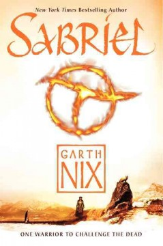 """Cover of """"Sabriel"""""""