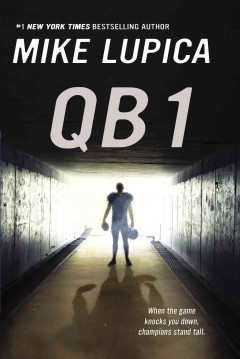 QB1 by Mike Lupica book cover.
