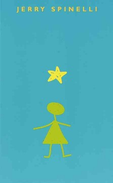 """""""Stargirl"""" by Jerry Spinelli book cover"""