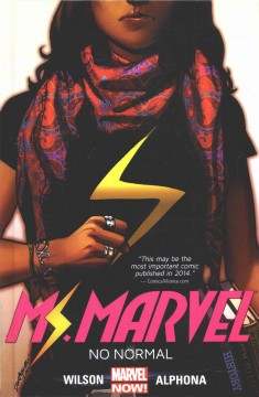 Ms. Marvel : No Normal (Available on Hoopla)