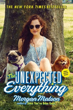 """Cover of """"The Unexpected Everything"""""""