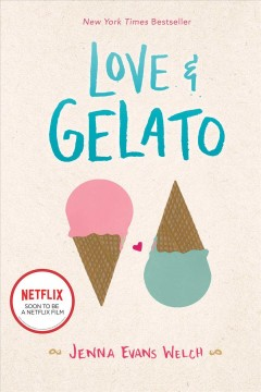 """Cover of """"Love and Gelato"""""""