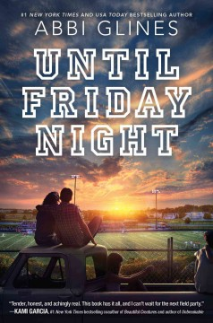 Until Friday Night book by Abbi Glines book cover